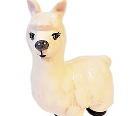 Llama ceramic
