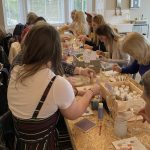 Craft hen party